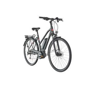 Ortler Bozen - Bicicletas eléctricas de trekking - Trapez negro
